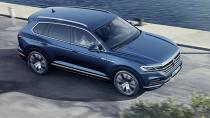 Karşınızda 2019 Volkswagen Touareg