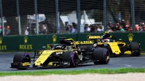 Renault yeni sezona puanla başladı