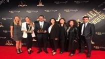 Mercedes-Benz Türk, 50. yıl basın toplantısıyla bir ödül daha aldı!