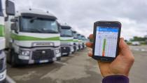 Renault Trucks, OPTIFLEET'in mobil versiyonunu tanıttı