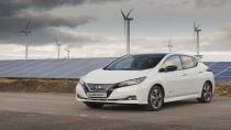 NISSAN, 2022 Yılına Kadar 1 Milyon Elektrikli Araç Satmayı Hedefliyor
