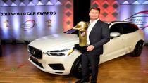 Yeni Volvo XC60 2018 Yılının Dünya Otomobili* Seçildi