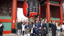 Anadolu Isuzu'dan yetkili servislerine Japonya jesti