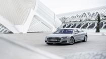 Audi A8 Dünyada yılın lüks otomobil seçildi