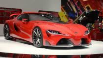 Toyota Supra'da manuel şanzıman olmayacak