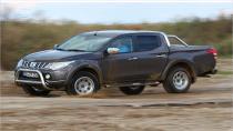 Yılın ilk çeyreğinde Mitsubishi L200 satış lideri oldu