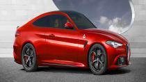 Alfa Romeo Giulia Coupe mi geliyor?