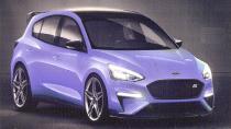 Yeni Focus RS hibrit mi olacak?