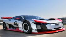 Audi e-tron Vision Gran Rurismo gerçeğe dönüştü