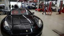 Ferrari'ye Premium Servis Hizmeti!