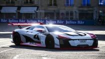 Audi e-tron Vision Gran Turismo Paris'te yola çıktı