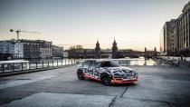 Yeni Audi e-tron 30 dakikada şarj oluyor