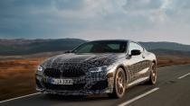 BMW M850i xDrive Coupe'den ilk detaylar...