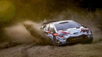 Toyota WRC 2018'de ilk zaferini elde etti