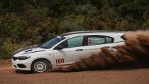 Fiat Motor Sporları Rally Phrygia'da parkurlarda