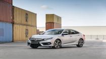 Honda Civic yüzde 0,5 faiz oranlarıyla sunuluyor