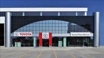 Toyota Plaza Mezcar, Esenyurt'ta açıldı