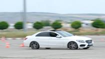 Mercedes güvenli sürüş eğitimlerine devam ediyor