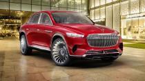 Mercedes-Maybach modelleri ileri teknolojiye kavuşuyor