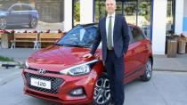 Yenilenen Hyundai i20'nin fiyatı belli oldu