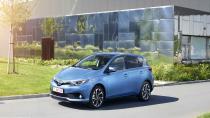 Avrupa Hibrit  Pazarının En Gözde Modeli:  Auris Hybrid
