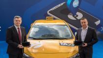 Dijital taksi 'Taxi 7x24' ile yollara çıkıyor