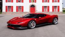 Ferrari tek kişiye özel modelini tanıttı