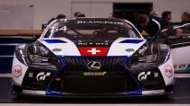 Lexus 1000 km'lik yarışta tarihi bir zafer kazandı