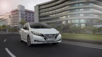 Nissan Leaf 100 bin satış adedine ulaştı