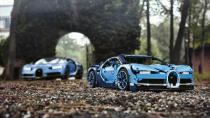 Bugatti Chiron'un Lego versiyonu üretildi