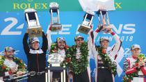 Toyota'nın Üstün Hibrit Teknolojisi Le Mans'ta Tarihi Zafere Ulaştı