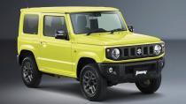 Suzuki Jimny yenilendi