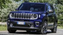 Makyajlı Yeni Jeep Renegade