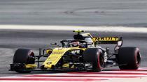 Renault, Fransa'dan puan çıkarmayı başardı