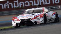 Lexus, Super GT Şampiyonası'nda ilk dört sırayı aldı