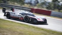 Porsche 919 Hybrid Nürburgring'de rekor kırdı