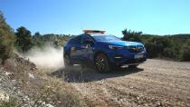 Opel Grandland X Ege Rallisi'nde öncü oldu