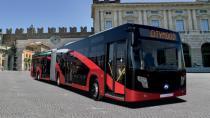Karsan Romanya'daki dev otobüs ihalesini kazandı