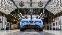 1 milyonuncu Nissan Juke üretim bandından indi