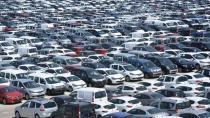 Otomobil pazarı geriledi