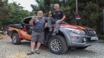 Transanatolia'da Mitsubishi L200 ile Alptekin Işıkalp yarışacak