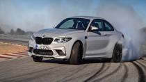 BMW M2 Competition'un özellikleri ortaya çıktı