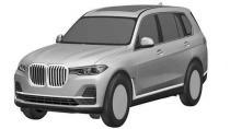 BMW X7'nin patent görselleri yayınlandı