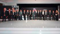 Audi'nin en iyileri Türkiye'den