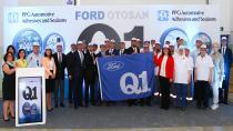 Türkiye'deki PPG tesisi, Ford Markasının Global Tedarikçi Havuzuna Girdi