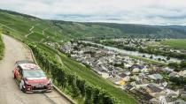 Citroen WRC Rally Deutschlan için hazır