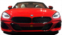 BMW Z4'ten yeni görüntüler ortaya çıktı