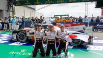 Mobil 1'in desteği ile Alonso Le Mans'ta zafere ulaştı