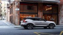Dört çeker Volvo'ların gücü arka tekerleklerde olacak