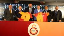 Galatasaray'ın forma sırt sponsoru İkinciyeni.com oldu